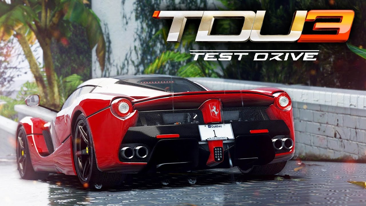test drive unlimited 2 pc game system requirements
