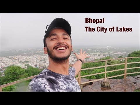 Bhopal The City Of Lakes | Best Places To Visit | Bhopal Travel Guide | Drone Shots