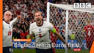 Euro 2020: England focus turns to Italy for final @BBC News live ? BBC
