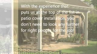 Patio Covers Glendale (424) 672-3195