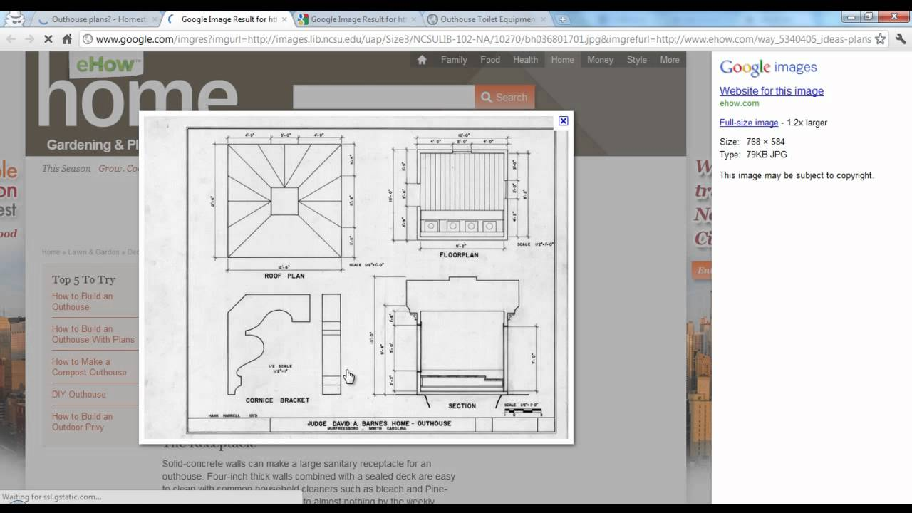 amazing outhouse plans. Outhouse Plans  YouTube