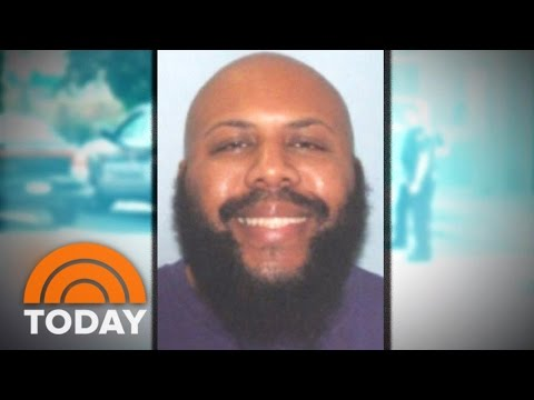 Thumbnail: Massive Manhunt Underway For Killer Who Posted Murder On Facebook | TODAY