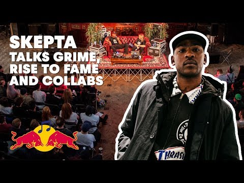Skepta RBMA UK Tour Manchester 2015 Lecture