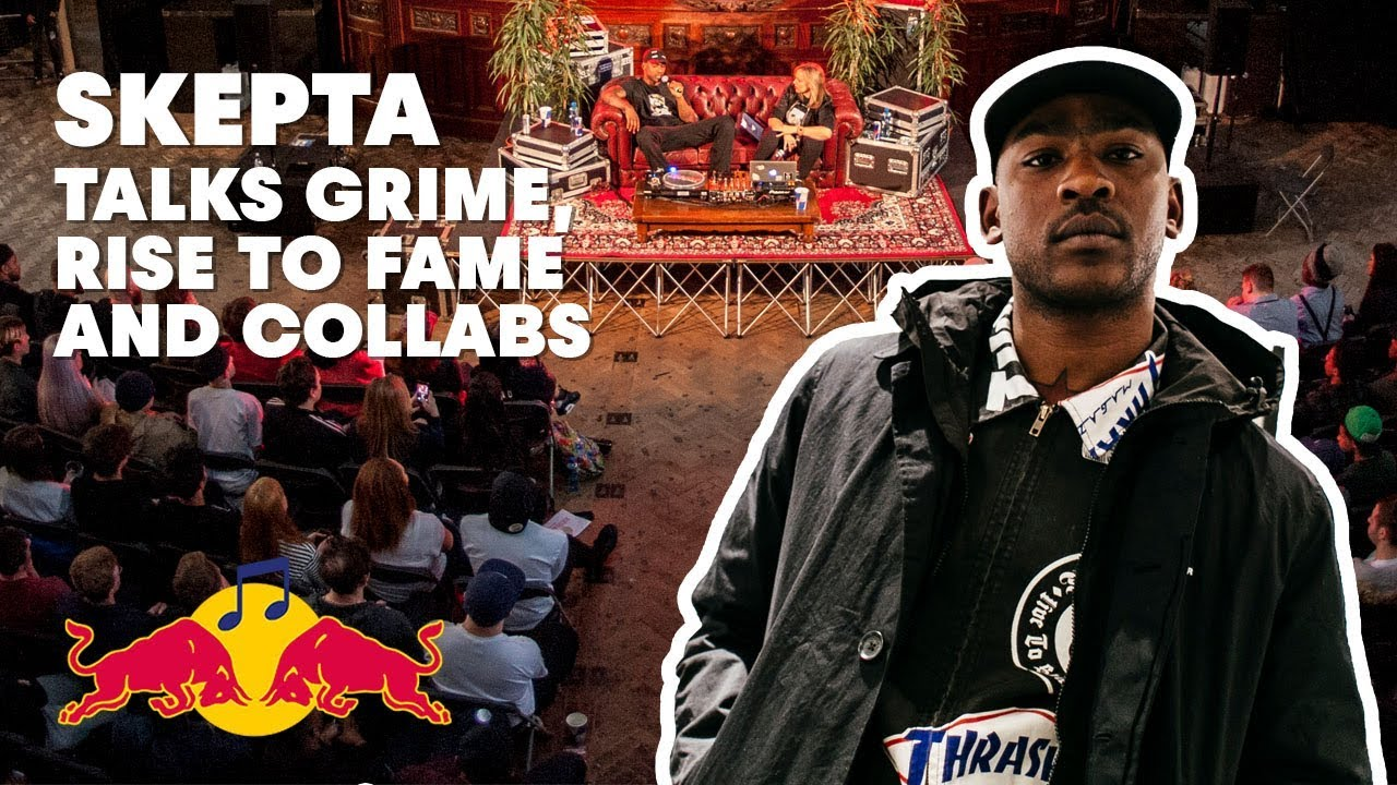 Skepta | Watch his 2015 RBMA lecture