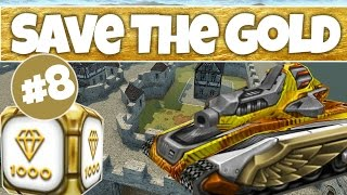 Tanki Online Crazy Double Save The Gold