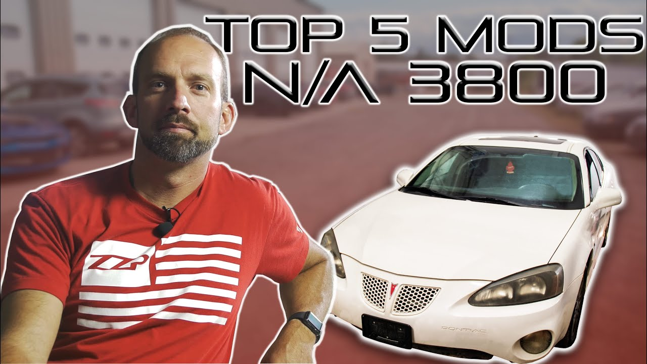 Download 3800 Naturally Aspirated Top 5 Mods | ZZPerformance