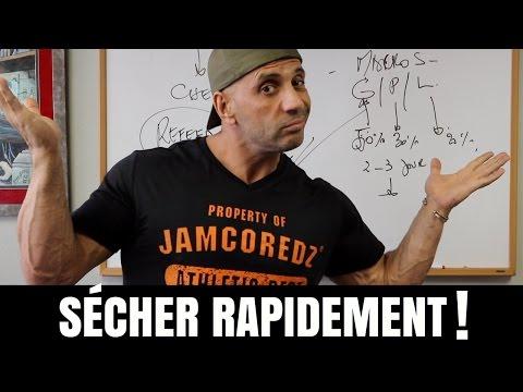 SÉCHER RAPIDEMENT!!!