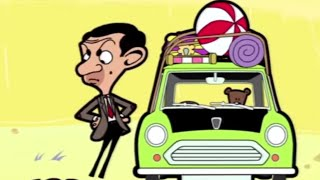 At the Beach   Funny Episodes   Mr Bean Cartoon World