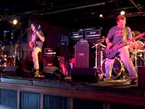 """SYMPTOM 7 """"MRKW"""" (At The Crazy Donkey 5/5/2011 w/UFO) www.facebook.com/SYMPTOM7"""