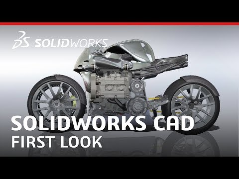 First Look - SOLIDWORKS CAD