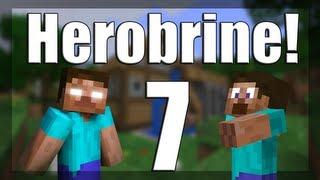 Jogando com Herobrine - Ep 7 - Os Exploradores!