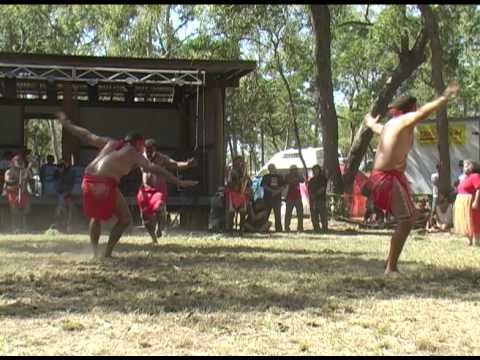 Kawanji Aboriginal dance group from Cairns, Australia (3)
