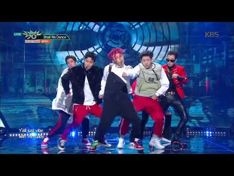 뮤직뱅크 Music Bank - Shall We Dance - 블락비 (Shall We Dance - Block B).20171117