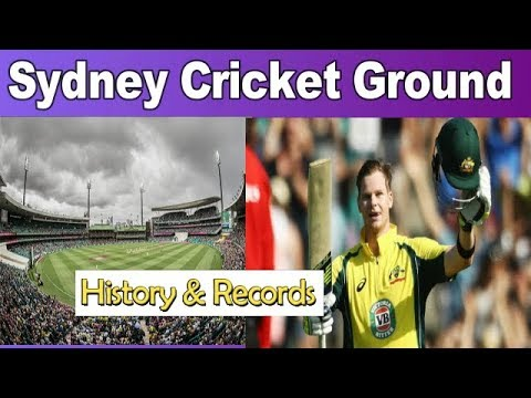 Sydney Cricket Ground(SCG) II Australia I History & Records II All Unknown Facts II