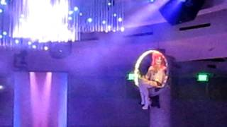 Prince Poppycock in Vegas January 15, 2012 - Grand Entrance