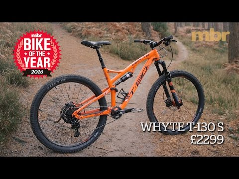MTB of the year 2016: Whyte's T-130S | MBR