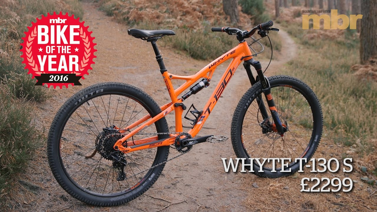 MTB of the year 2016  Whyte s T-130S  1ca11cac1127c