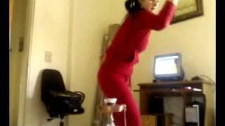 بنت سكرانه وترقص مجوز  رقص سكسي مخيييييييف