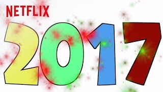 Netflix New Year's Eve Countdowns 2017 | Offi...