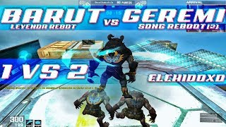 Barut Reboot leyenda  Vs Geremi Song Reboot (2) - Wolfteam latino #ElChidoxD