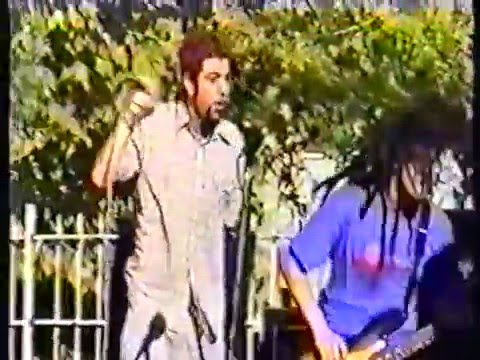 Deftones @ Tower Records Parking Lot - Sacramento, CA, USA (Nov. 2, 1997) [Full Show]