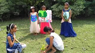 Pollution Free India (Mahaveer International School)
