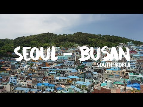Seoul & Busan - South-Korea Travel Video [Sony A6000]