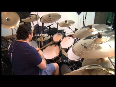 SHAKIRA READY FOR THE GOOD TIMES DRUM COVER SALVA MEDINA
