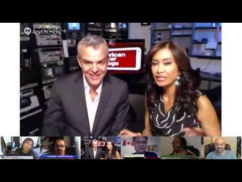 #FOX11FanChat Danny Huston Talks #MagicCity