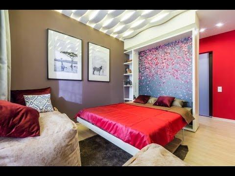 kleines schlafzimmer gestalten kleines schlafzimmer einrichten youtube. Black Bedroom Furniture Sets. Home Design Ideas