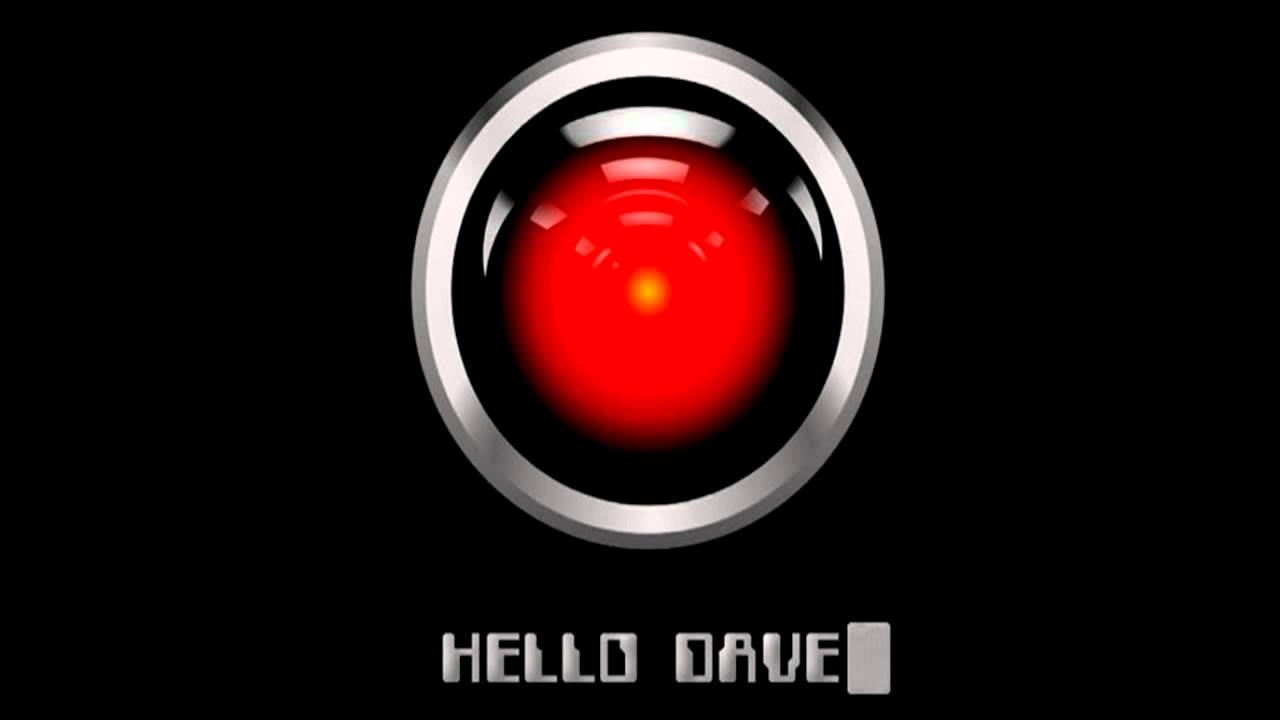 Hal 9000 Wallpaper 4k