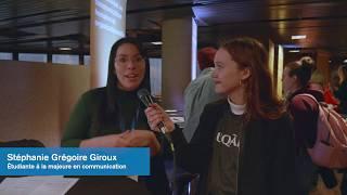 Vox pop : ce que j'aime de l'UQAM