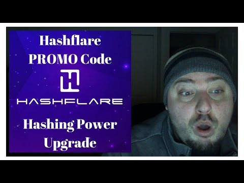 Hashflare Promotional Code and Update! Bitcoin Price Expectation For 2018!