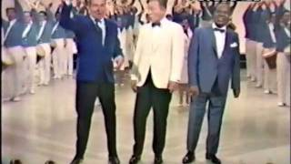 "Bing Crosby, Louis Armstrong, & Phil Harris - ""South Rampart Street Parade"""