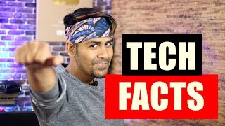 21% Indians Have Virus In Mobile Phone ? | Things Nobody Told you About Tech | Technology Facts