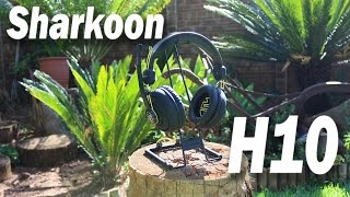 For Gamers On The Go | Sharkoon Shark Zone H10 Review