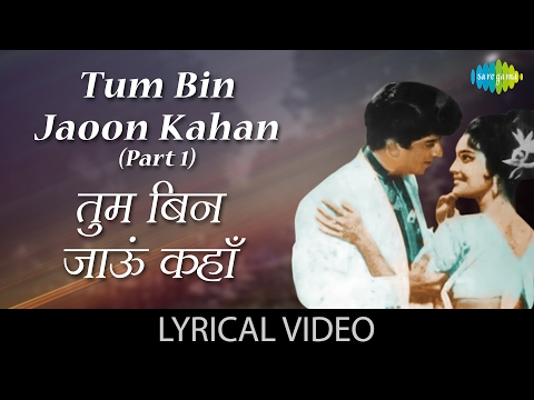 Tum Bin Jaun Kaha with lyrics|तुम...
