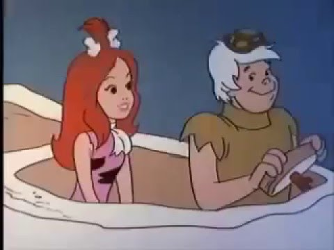 Flintstones (intro) 1971 a.k.a. The Pebbles & Bamm-Bamm Show