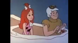 Flintstones (intro) 1971 ein.k.ein. Die Kieselsteine & Hoppla-Hoppla-Show