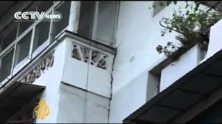 Deadly quake strikes China