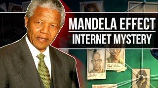 The Mandela Effect Internet Mystery Analysis
