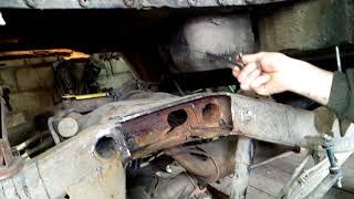 видео Ремонт кузова на Mitsubishi Pajero