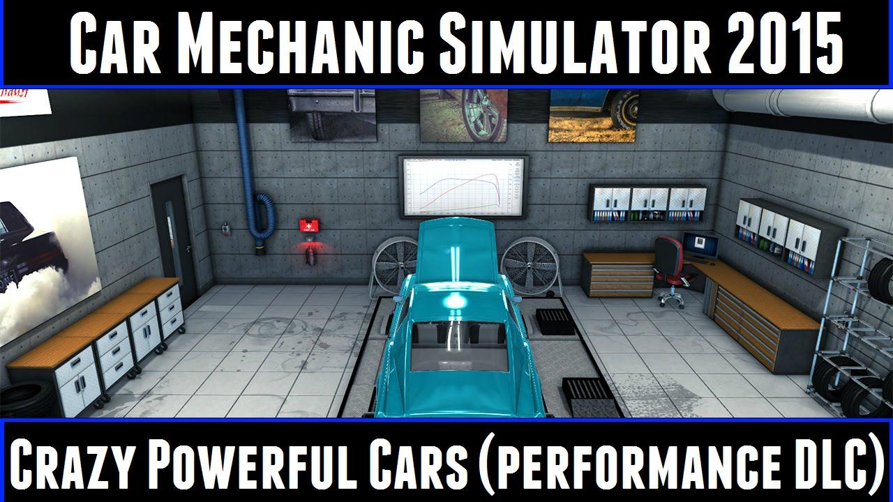 Car Mechanic Simulator 2015 - Performance DLC Download