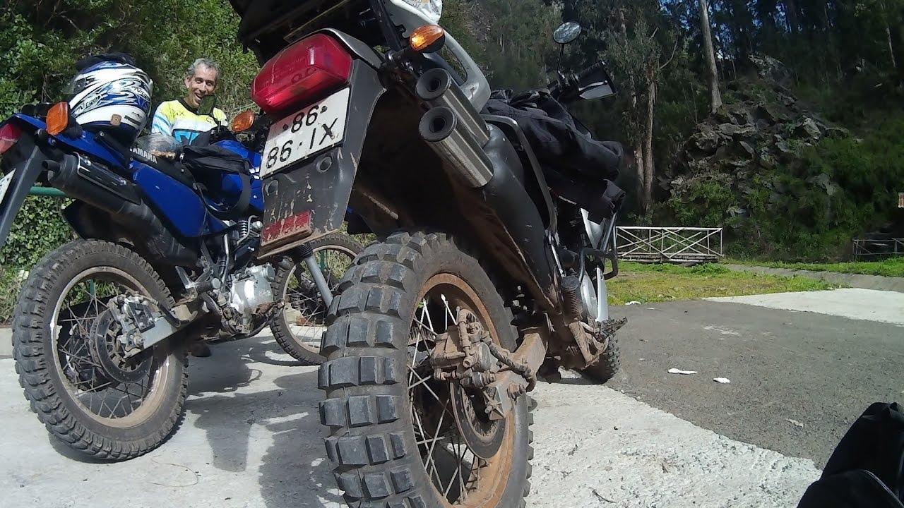 Xt600v Xt600 Crf250l Mud Dirt And Cows Youtube