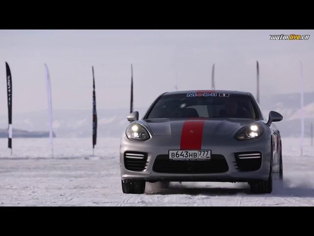 Дни скорости на льду Байкала 2015