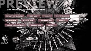 PARAGON - Force of Destruction (Preview)   Napalm Records