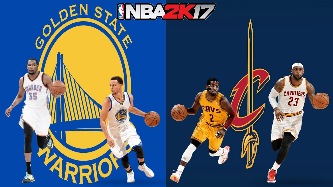 NBA 2K17 Christmas Game Preview | Golden State Warriors AT ...