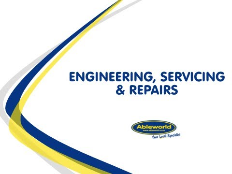 Ableworld Guide To Mobility Equipment Engineering, Servicing And Repair