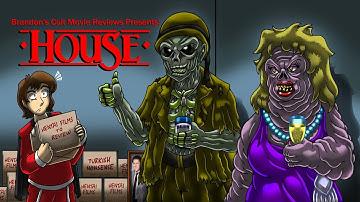 Brandon's Cult Movie Reviews: HOUSE