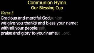Our Blessing Cup (Bob Hurd)